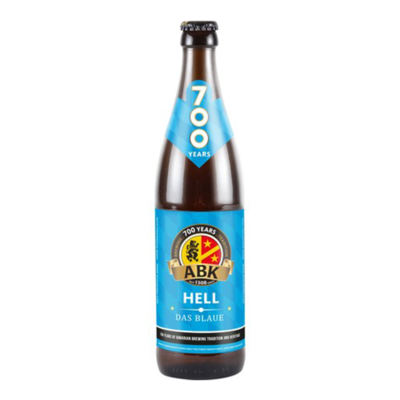 ABK Hell Lager 330ml