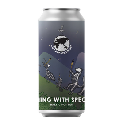 Lost & Grounded Running With Spectres Baltic Porter