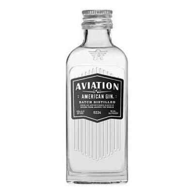 Aviation American Gin Miniature