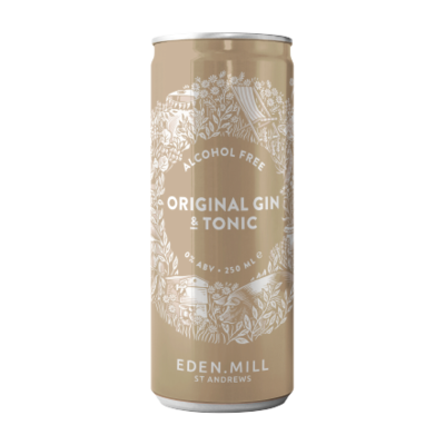 Eden Mill Gin & Tonic