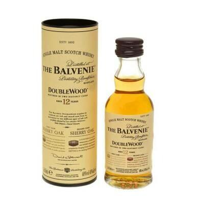 Balvenie 12 Doublewood Whisky Miniature