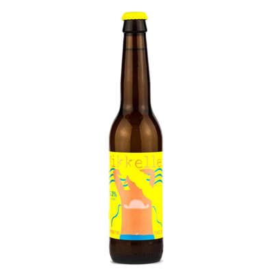Mikkeller Drink'in The Sun Non Alcoholic Wheat Ale Bottle