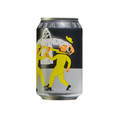 Mikkeller Weird Weather Non Alcoholic Hazy IPA Can