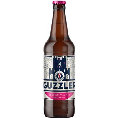 York Brewery Guzzler Golden Ale