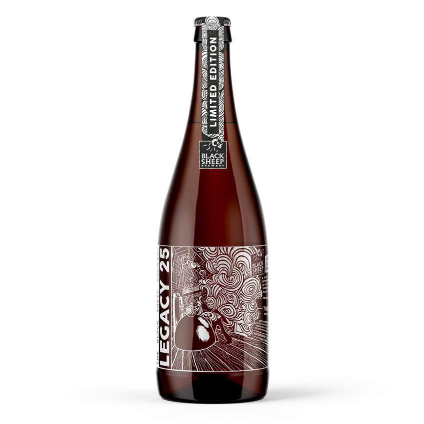 Black Sheep Legacy 25 Strong Amber Ale
