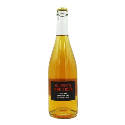 Oliver's Fine Cider Pet Nat 2018