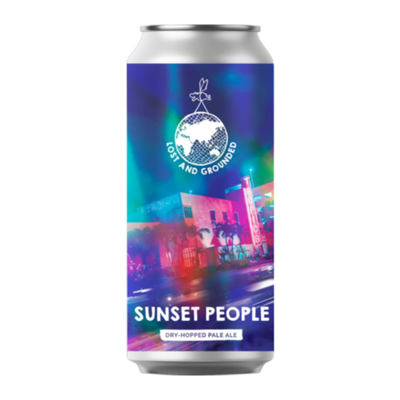 Lost & Grounded Sunset People Pale Ale