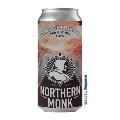 Northern Monk Transcendental Far Out IPA