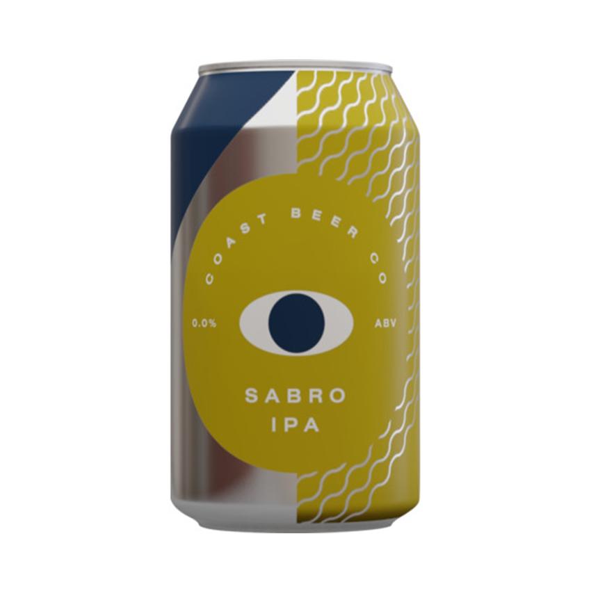 Coast Non Alcoholic Sabro IPA