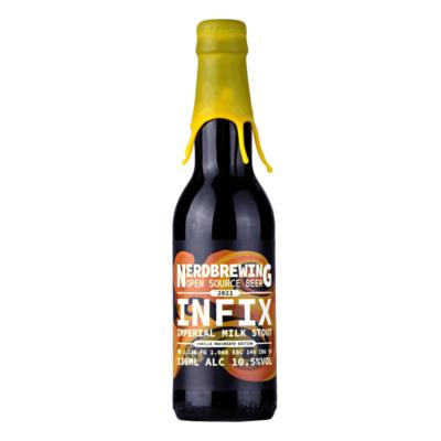Nerdbrewing Infix Vanilla Macchiato Edition Impy Milk Stout