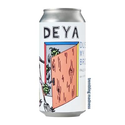 Deya Dust My Broom Pale Ale