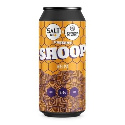 Salt x Pomona Shoop NE IPA
