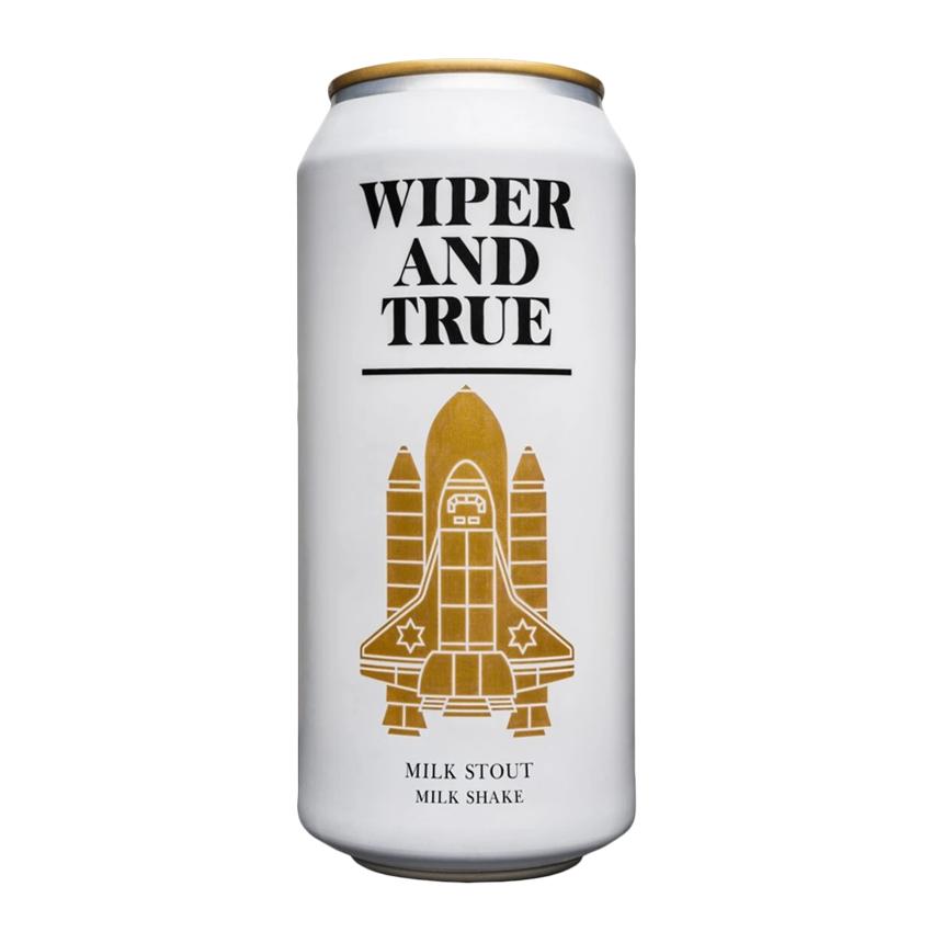 Wiper & True Milkshake Stout