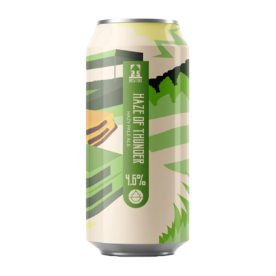 Brew York Haze of Thunder Pale Ale