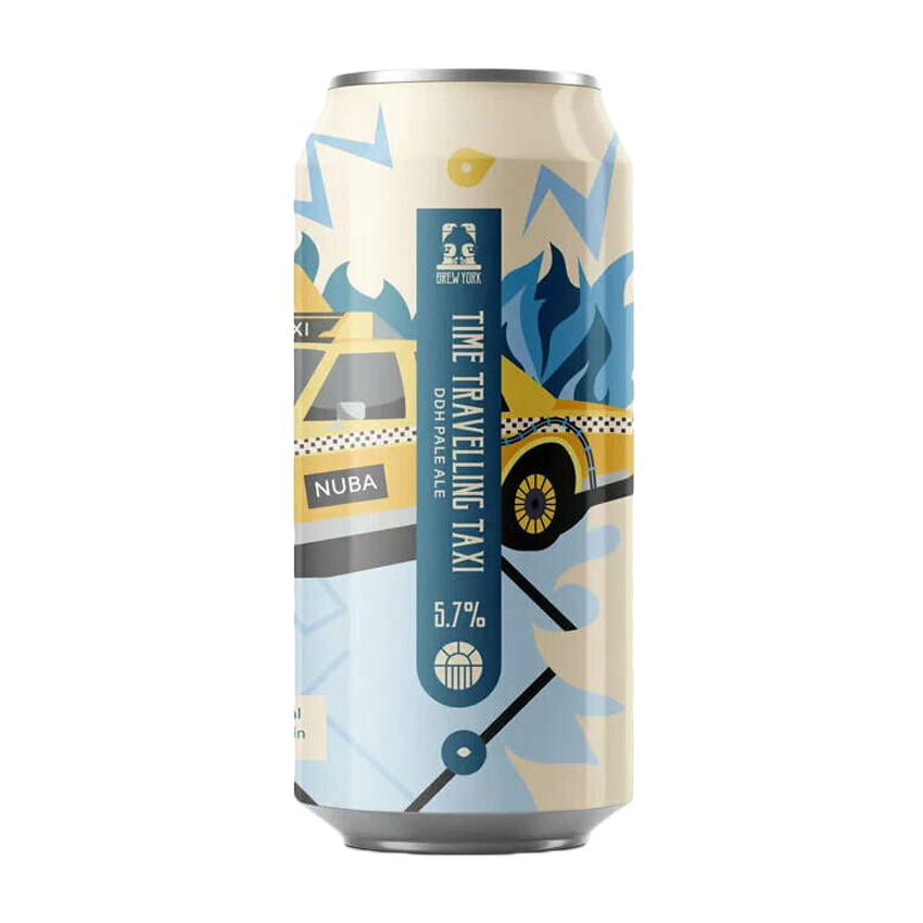 Brew York Time Travelling Taxi DDH Pale
