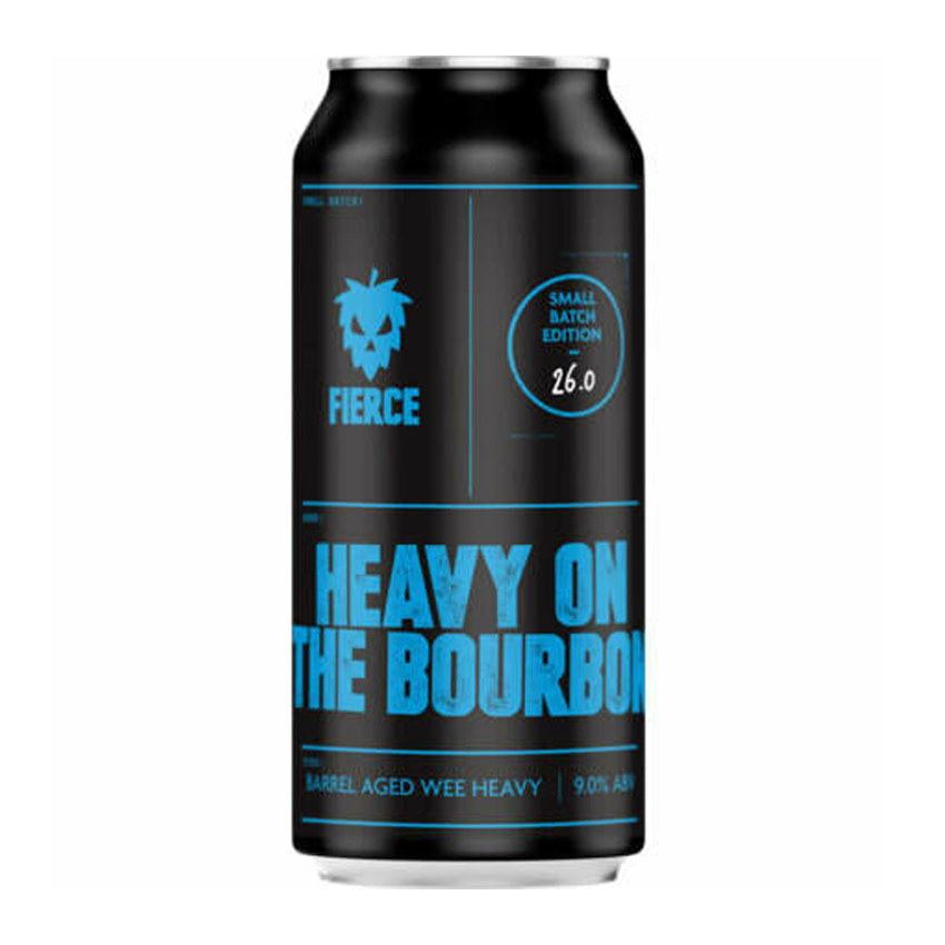 Fierce Heavy On The Bourbon Scotch Ale