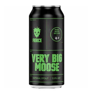 Fierce Very Big Moose Imperial Stout