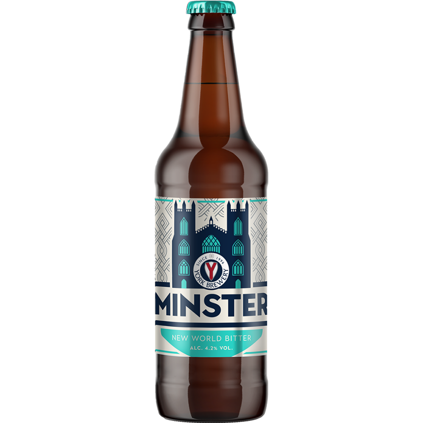 York Brewery Minster Ale