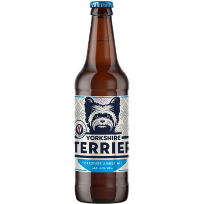 York Brewery Yorkshire Terrier Bitter
