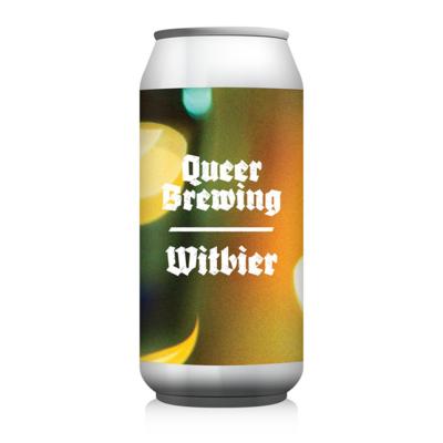 Queer Brewing Flowers Witbier