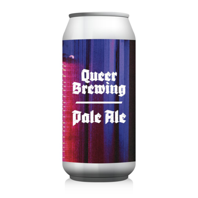 Queer Brewing Existence As A Radical Act Pale Ale