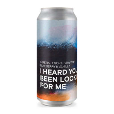 Boundary I Heard You've Been Looking For Me Imperial Stout