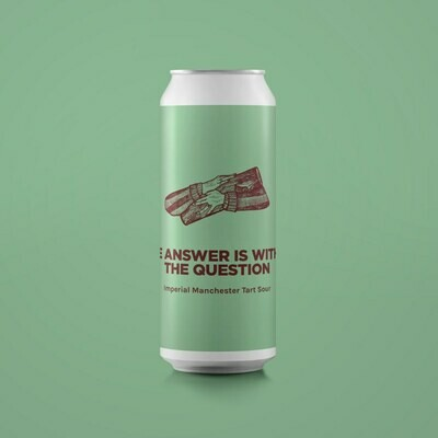 Pomona Island x Cloudwater The Answer is Within the Question Impy Sour