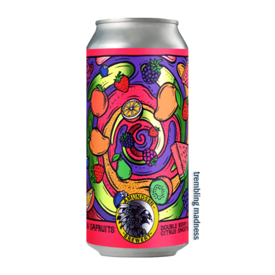 Amundsen In Cafruits Double Berry & Citrus Smoothie Sour