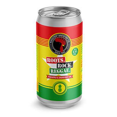 Roosters Roots. Rock. Reggae Pineapple & Grapefruit IPA