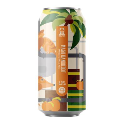 Brew York Mash Bandicoot Pale Ale