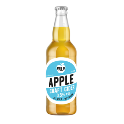 Pulp Non Alcoholic Apple Cider