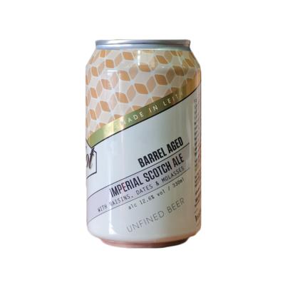 Pilot Barrel Aged Imperial Scotch Ale