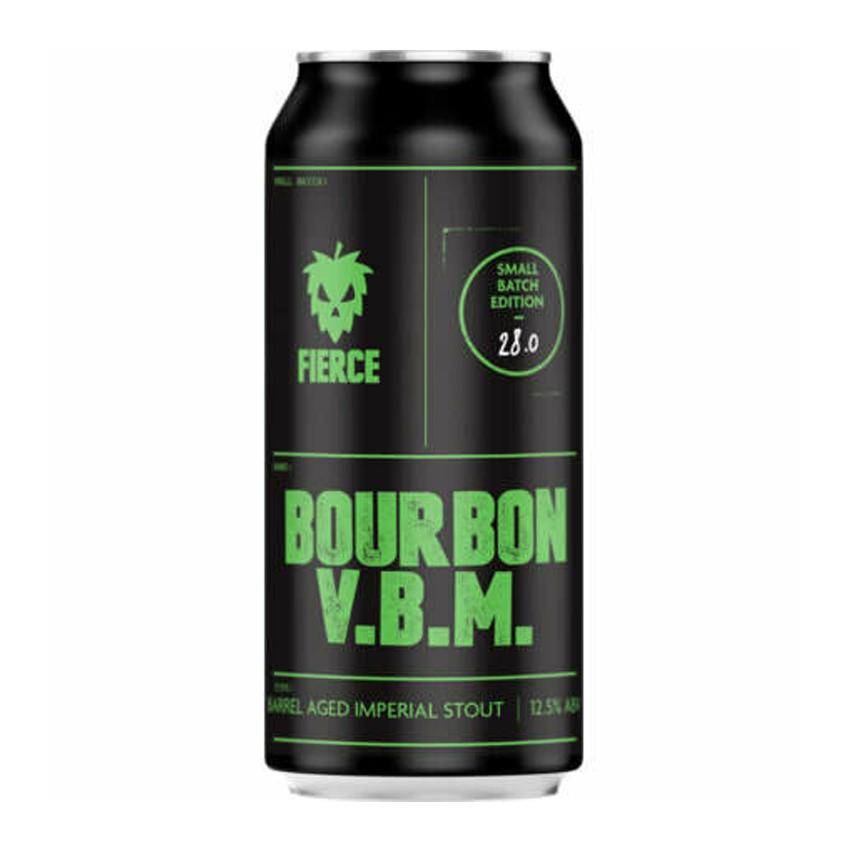 Fierce Bourbon BA V.B.M. Imperial Stout
