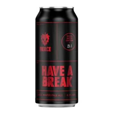 Fierce Have a Break Pale Ale