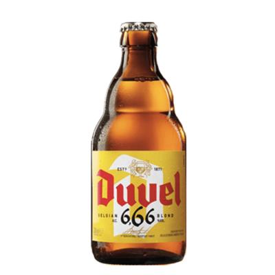 Duvel 6.66 Blonde Ale