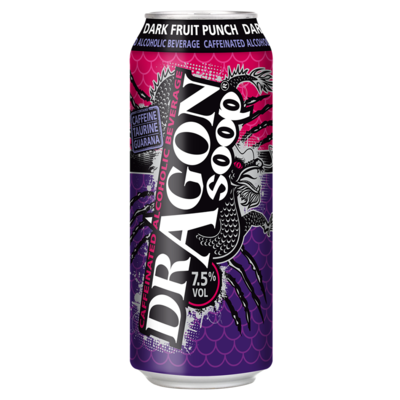 Dragon Soop Dark Fruit Punch