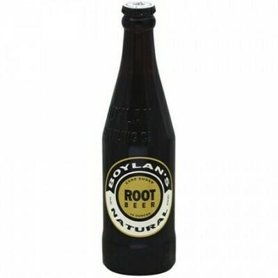 Boylan's Natural Root Beer