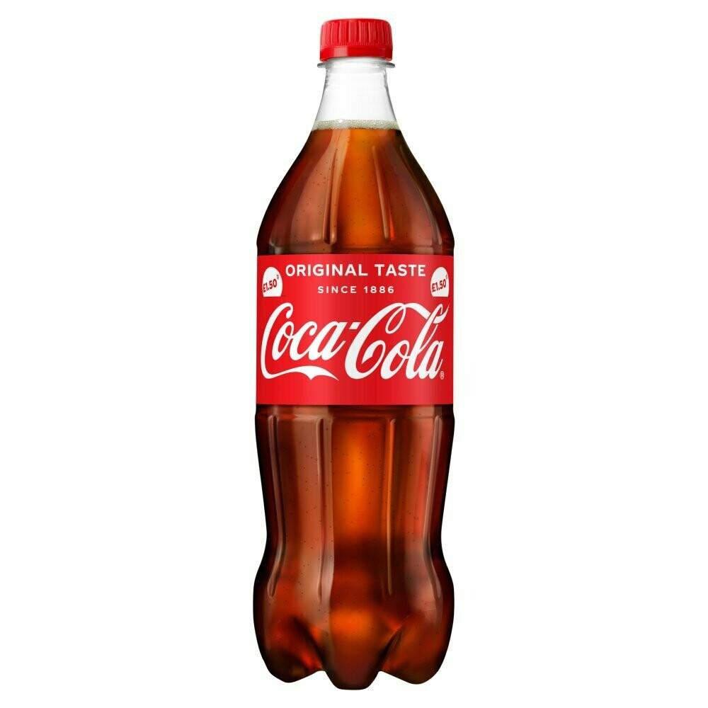 Coca-Cola Original 1 Litre