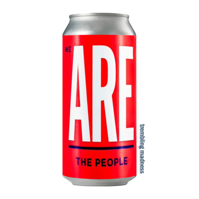 Verdant x Burning Sky We Are The People WC DIPA