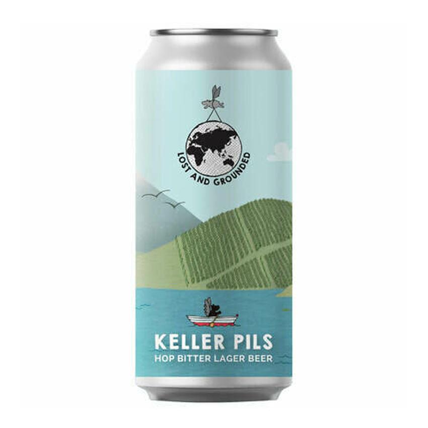 Lost & Grounded Keller Pils Lager