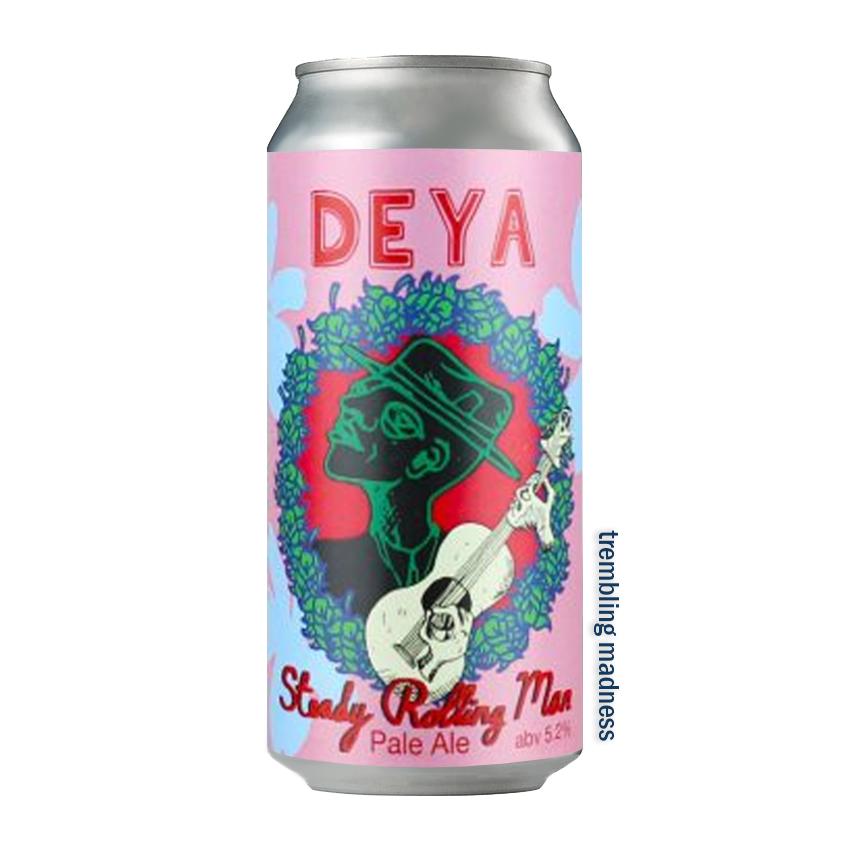 Deya Steady Rolling Man Pale Ale