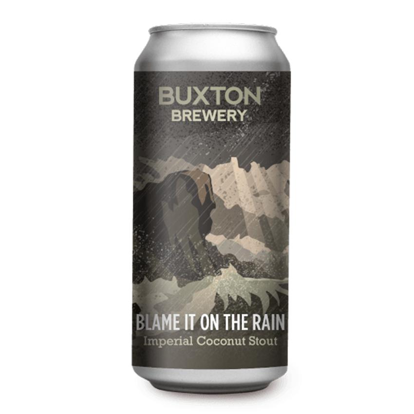 Buxton Blame It On The Rain Impy Coconut Stout