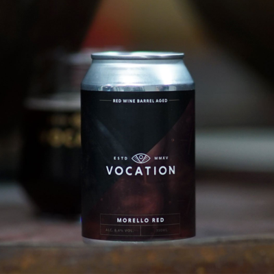 Vocation Morello Red BA Imperial Red Ale