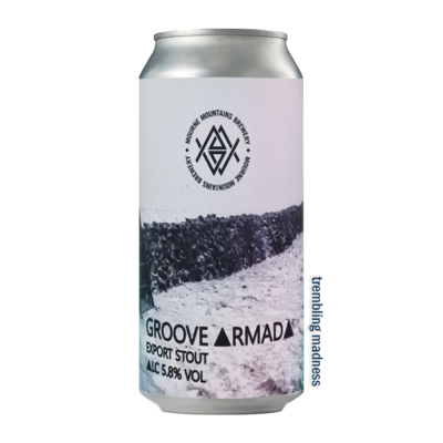 Mourne Mountains Groove Armada Export Stout