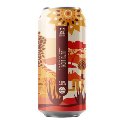 Brew York Lupu Lion American Pale Ale