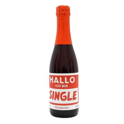Mikkeller Hallo Ich Bin Raspberry Berliner Weisse 375ml Bottle