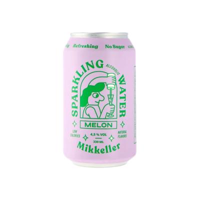 Mikkeller Sparkling Alcoholic Water Melon Hard Seltzer