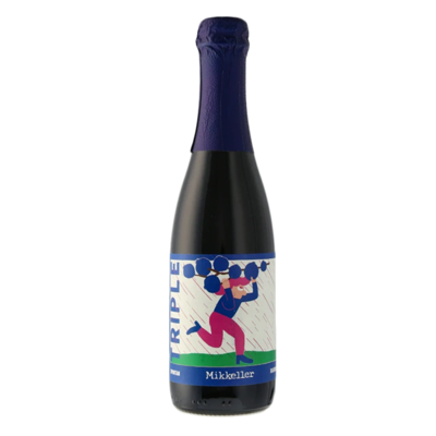 Mikkeller Spontan Double Blueberry Fruited Lambic