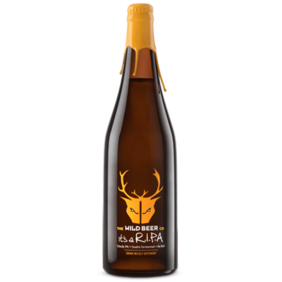Wild Beer It's A R.I.P.A IPA