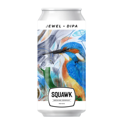 Squawk Jewel DIPA